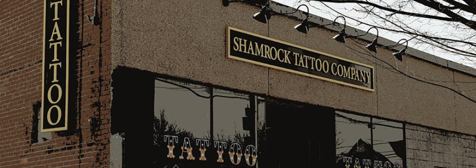 Shamrock Tattoo Company In West Hartford Ct